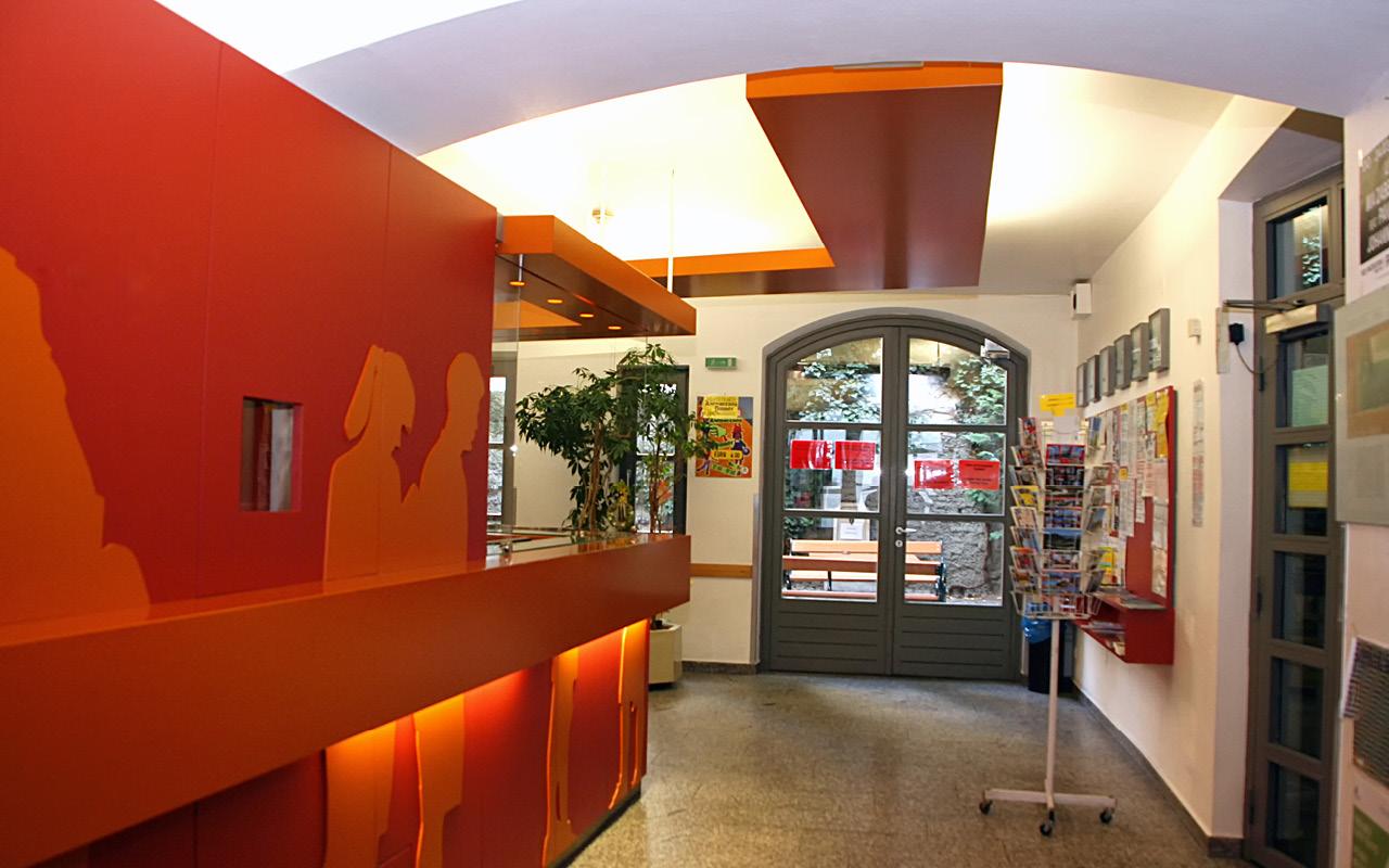 1070 Vienna Myrthengasse - Lobby