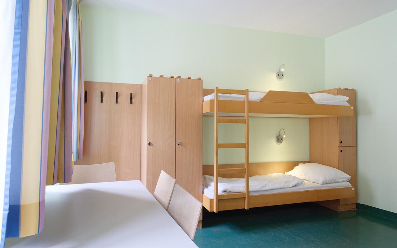 1070 Vienna Myrthengasse - Zimmer / Room; © Christoph Sammer