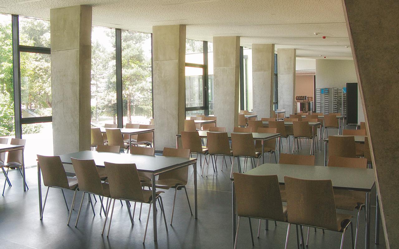 1200 Vienna Brigittenau Wien - Speisesaal / dining room