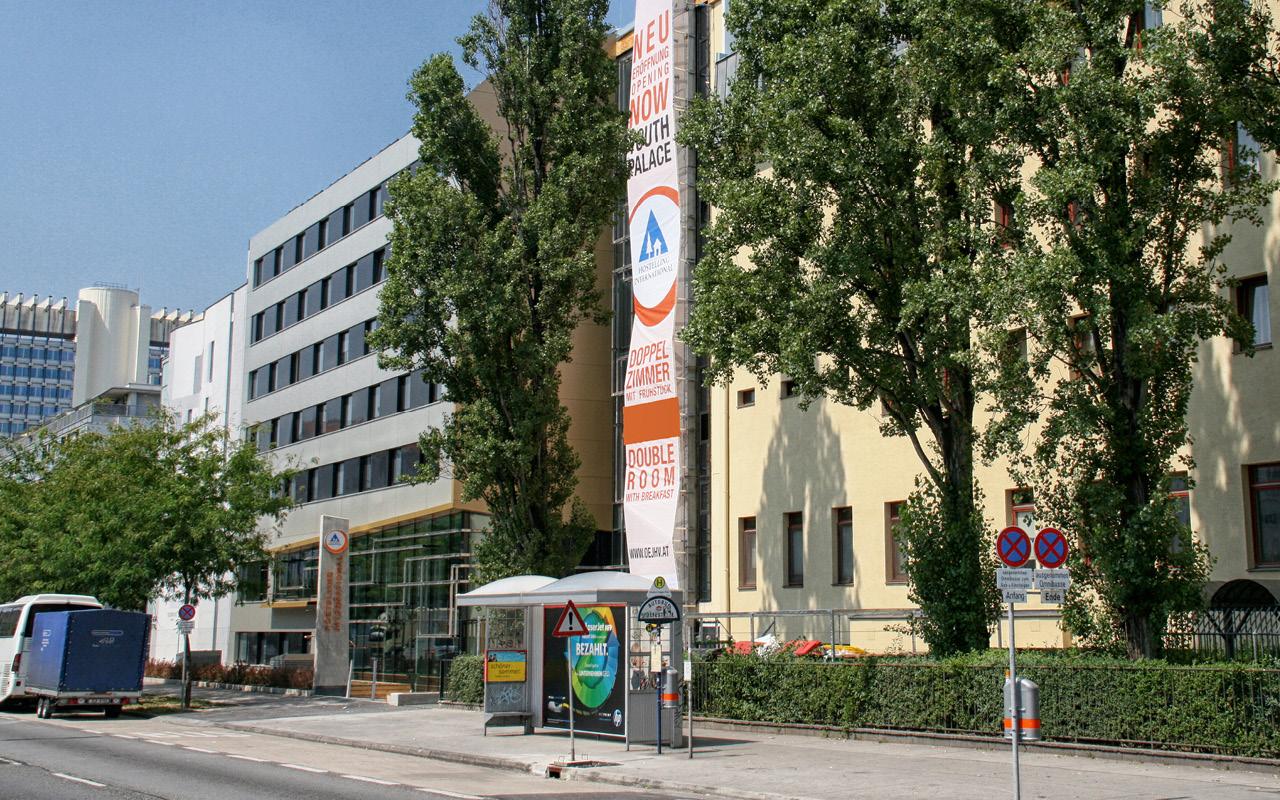 1200 Vienna Brigittenau Wien - aussen / outside