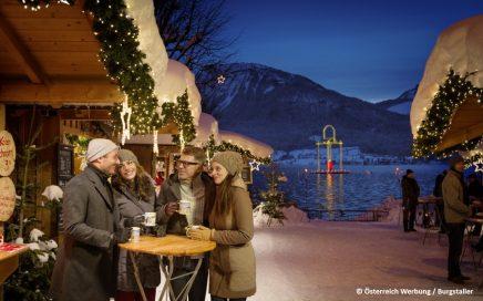 Adventzauber Salzkammergut © Österreich Werbung / Burgstaller