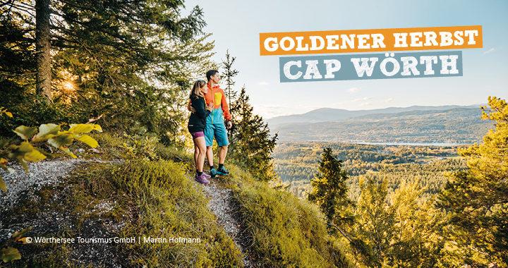 Angebot Goldener Herbst - © Wörthersee Tourismus GmbH | Martin Hofmann