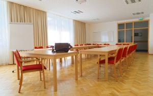 Jugendgästehaus Bad Ischl Seminarraum - © Christoph Sammer