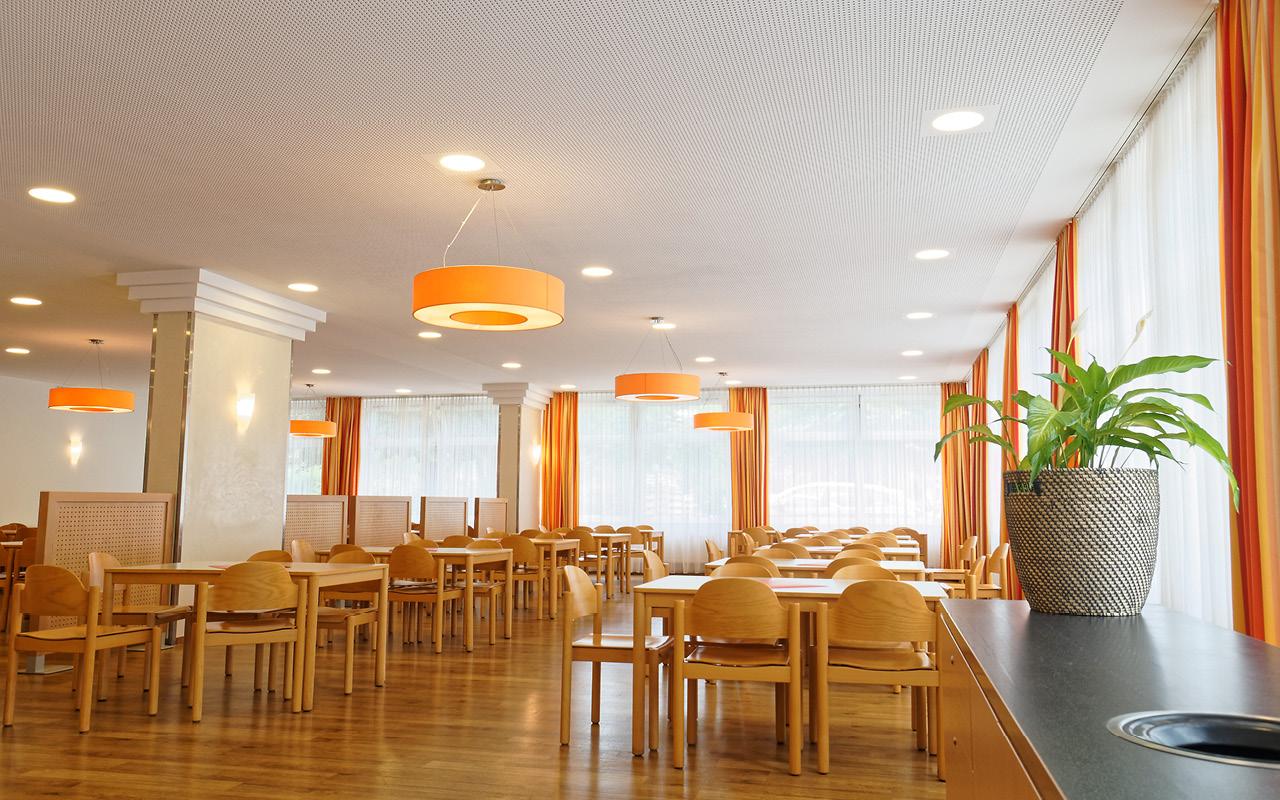 Jugendgästehaus Bad Ischl Speisesaal - © Christoph Sammer