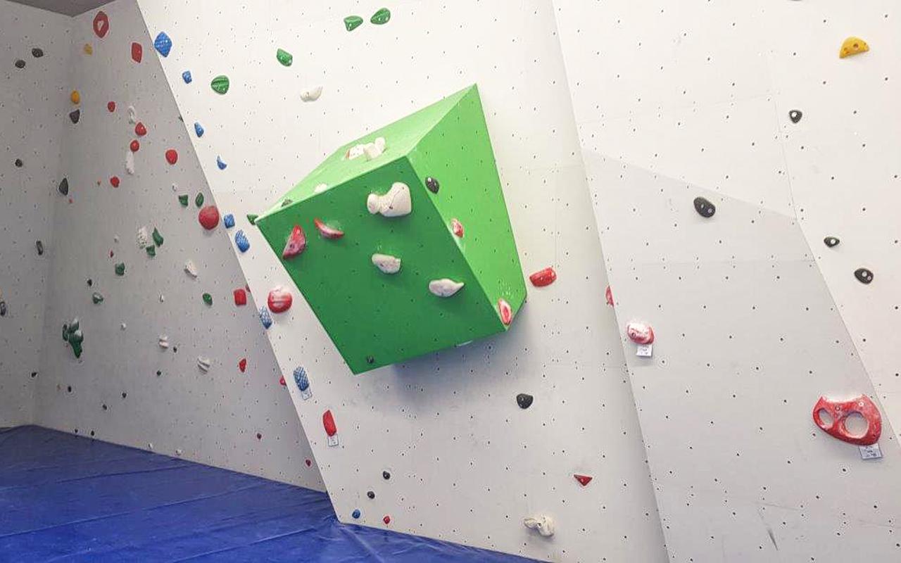 Boulderhalle Jugendgästehaus Klagenfurt