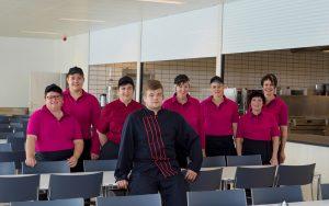 Jugendgästehaus Braunau Küche Team