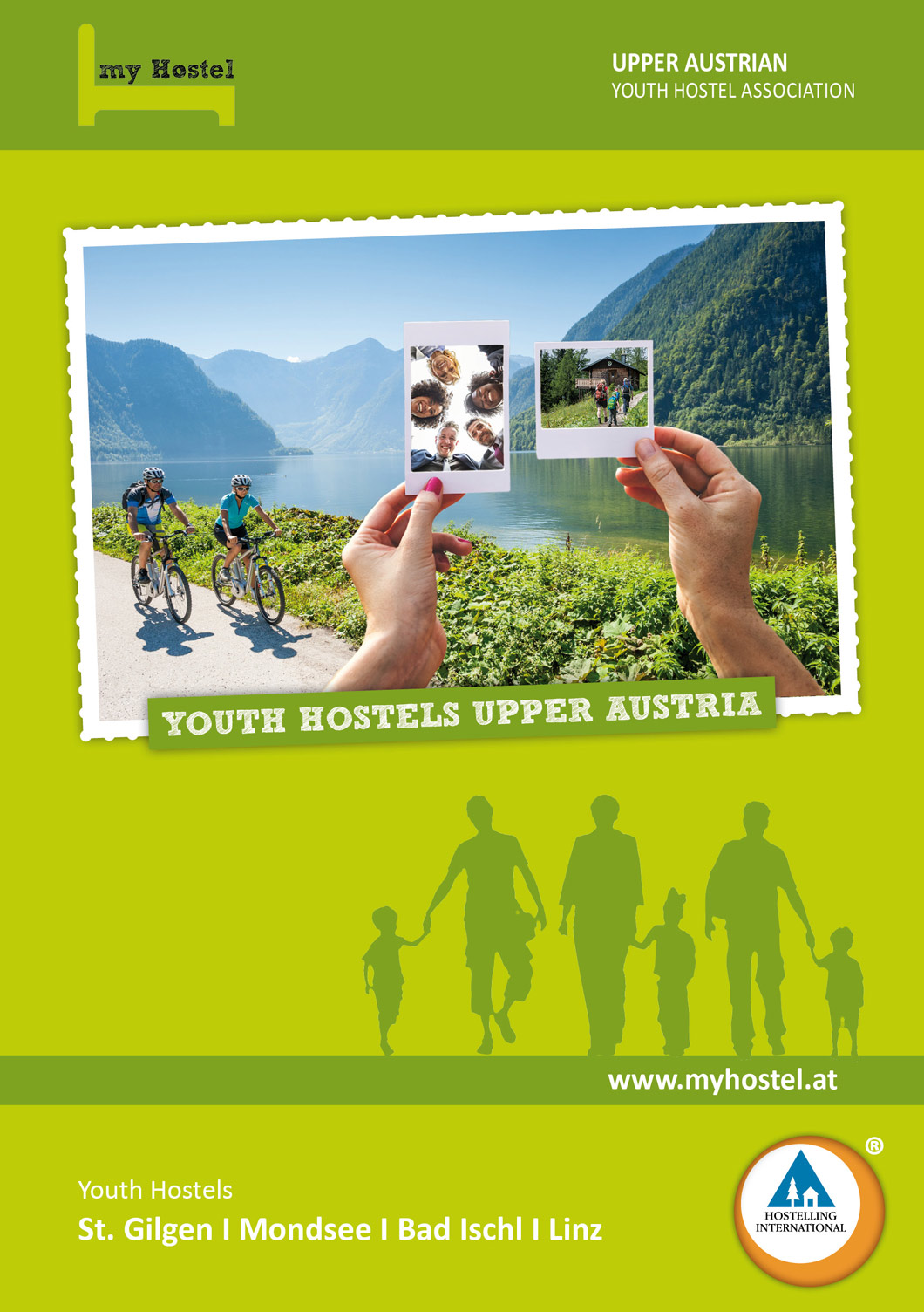 Catalog & Offers: Upper Austrian Youth Hostels