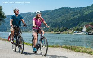 Donauradweg- © WGD Donau OL Tourismus / Hochhauser