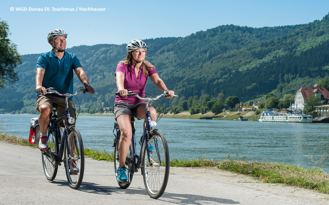 Danube Cycle Path - © WGD Donau OL Tourismus / Hochhauser