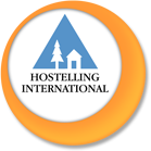 Hostelling International Logo Online
