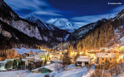 Heiligenblut Winterpanorama - © Andreas Fillei