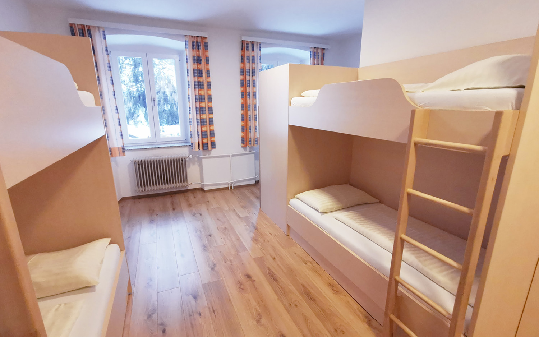 Jugendgästehaus Heiligenblut Zimmer