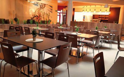 Jugendgästehaus Klagenfurt Café Lobby
