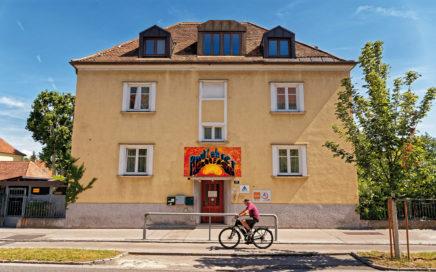 Jugendherberge Krems Außenansicht - © Christoph Sammer