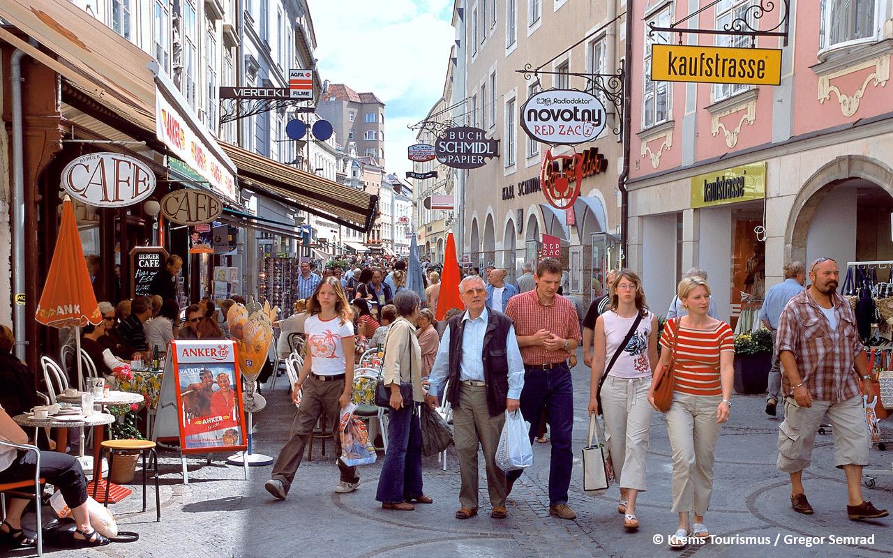 Jugendherberge Krems - Kremser Innenstadt - © Krems Tourismus / Gregor Semrad