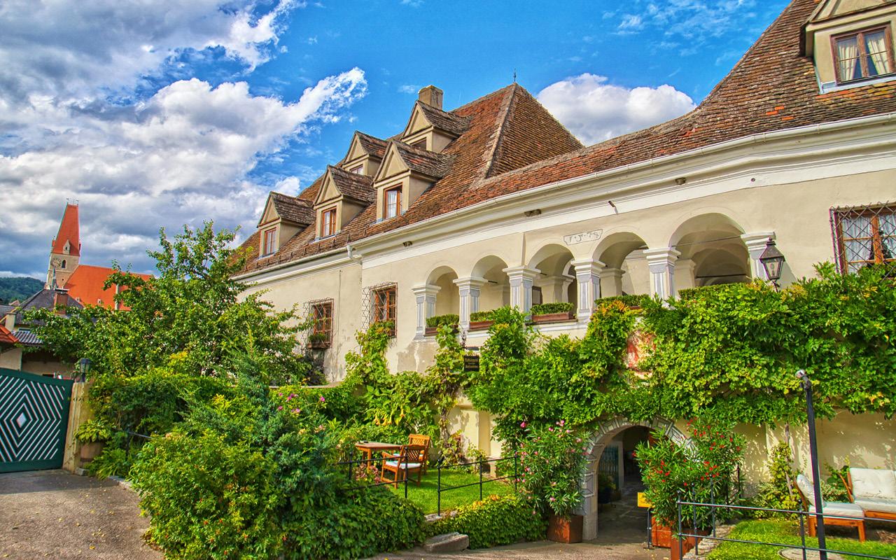 Jugendherberge Krems - Impressionen Wachau - © Christoph Sammer