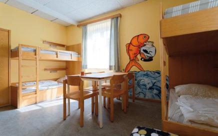 Jugendherberge Krems Zimmer - © Christoph Sammer