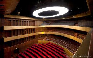 Linz Musiktheater © Sigrid Rauchdobler