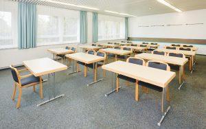 Jugendgästehaus Linz Seminarraum - © pixelkinder.com