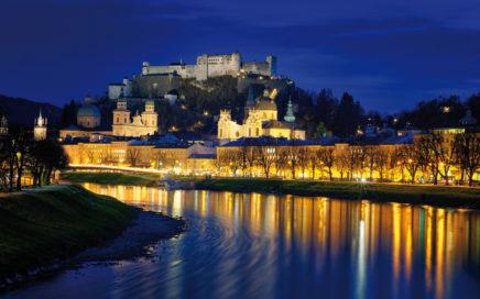 Stadt Salzburg, Foto: Christoph Sammer