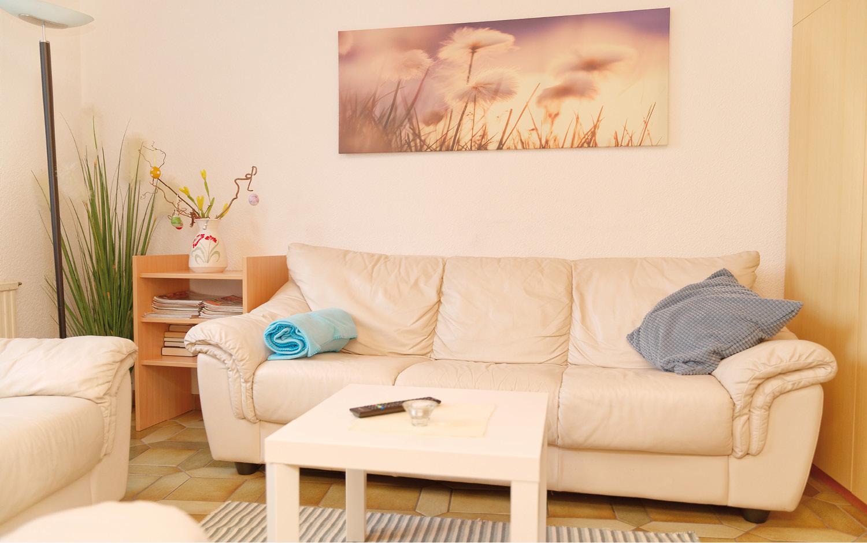 Jugendgästehaus Mondsee TV Zimmer - © Christoph Sammer