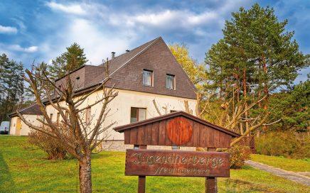Jugendherberge Neu Nagelberg Haus - © Christoph Sammer