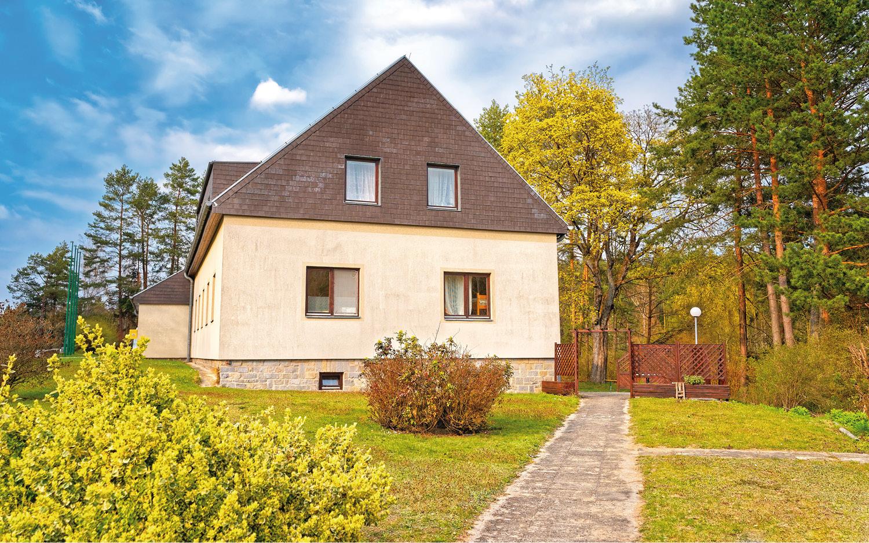 Jugendherberge Neu Nagelberg Haus von aussen - © Christoph Sammer