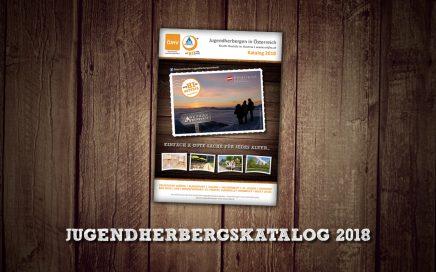 News Jugendherbergskatalog 2018