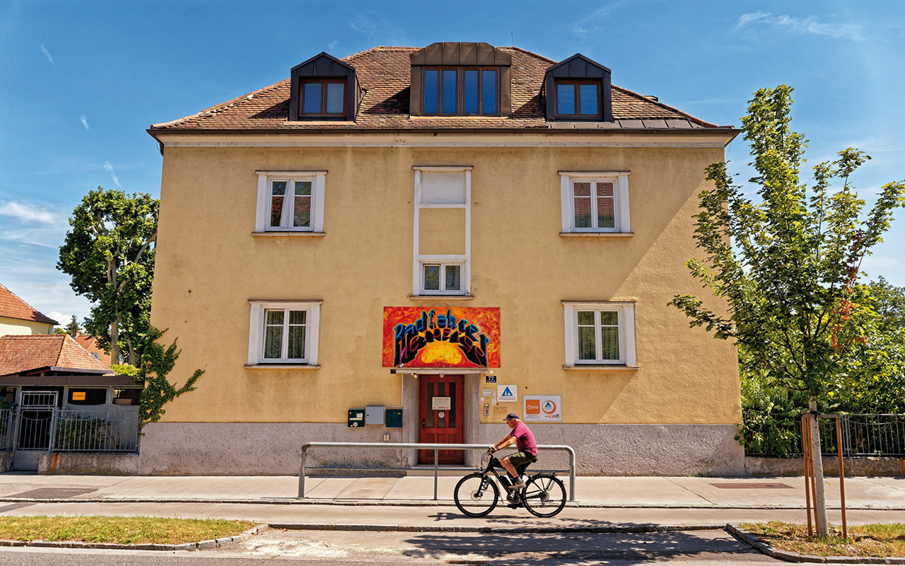 Youth Hostel Krems