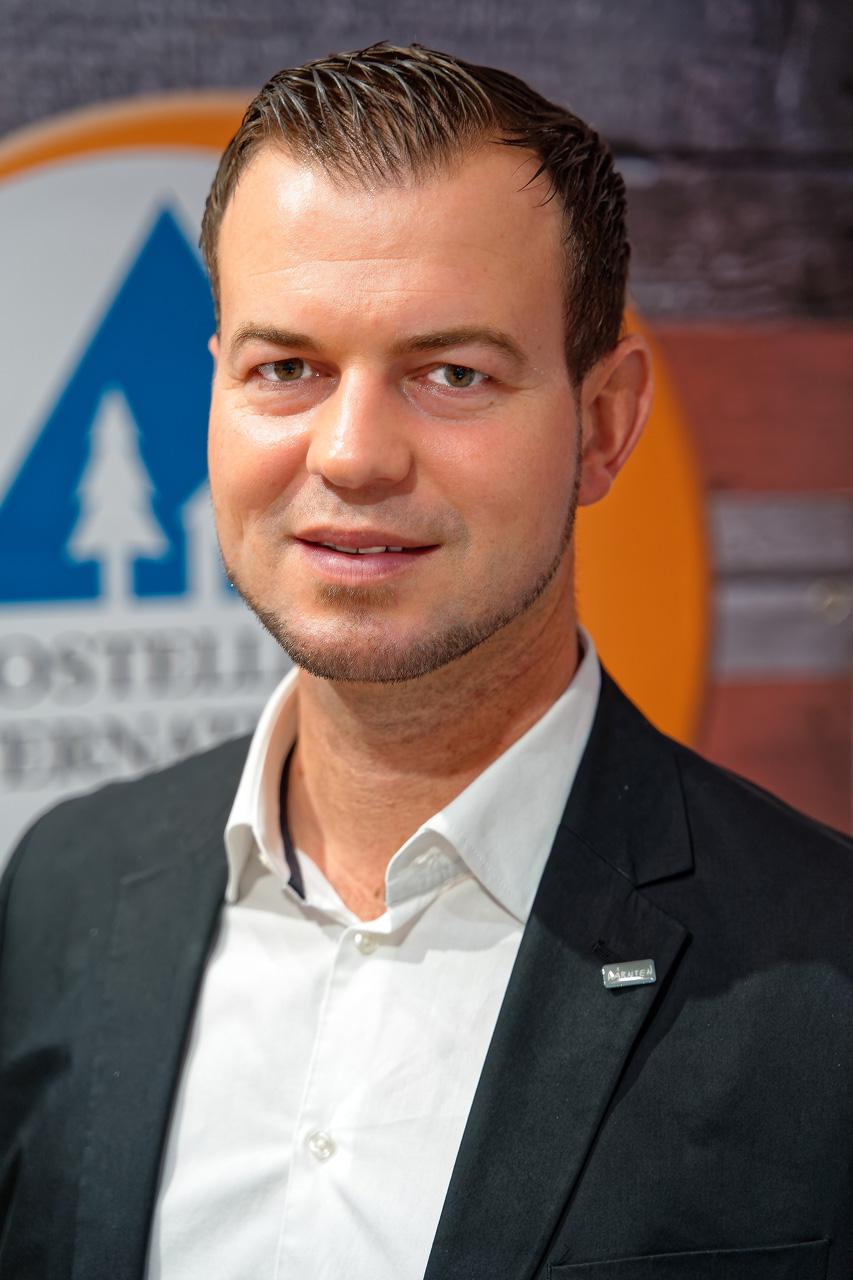 Markus Wutscher, Landesgeschäftsführer ÖJHV Kärnten
