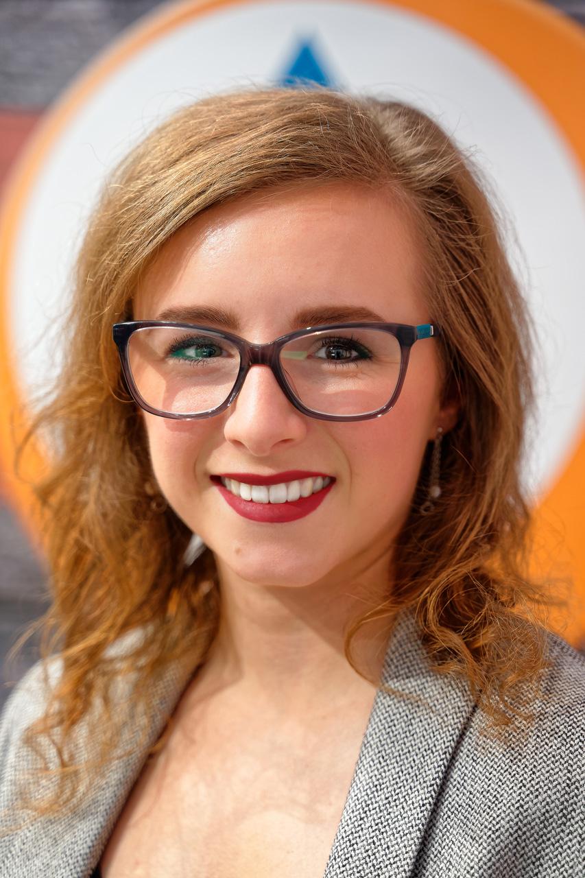 Sabine Kempinger, Landesgeschäftsführerin ÖJHV OÖ