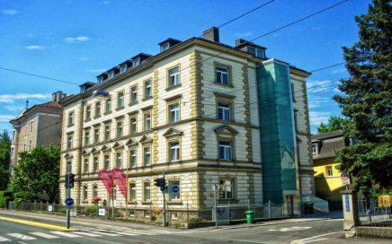 Jugendherberge Salzburg Haunspergstraße