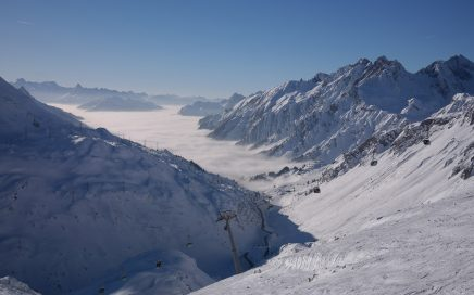 Skigebiet Arlberg - Foto: Hans / pixabay