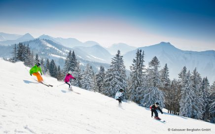Skigebiet Gaissau Hintersee - © Gaissauer Bergbahn GmbH