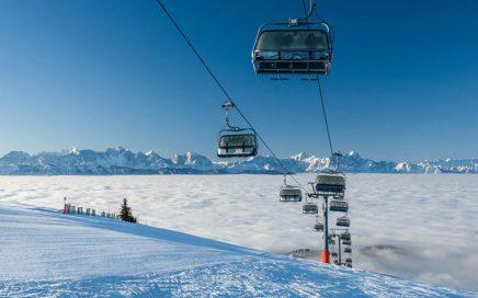 Skigebiet Gerlitzen - © Gerlitzen-Kanzelbahn-Touristik GmbH & Co. KG