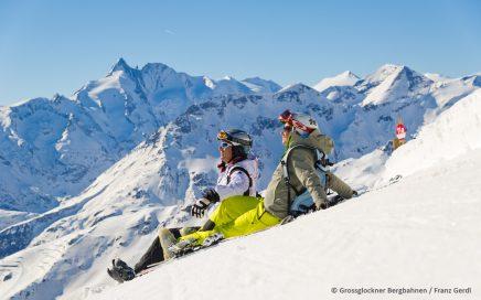 Skigebiet Heiligenblut Grossglockner- © Grossglockner Bergbahnen / Franz Gerdl