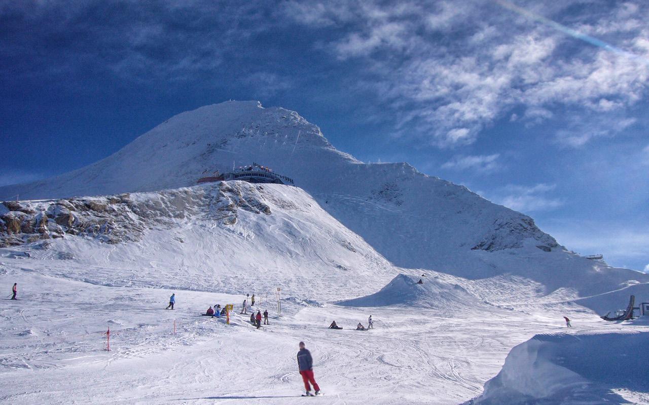 Skigebiet Kitzsteinhorn - Zell am See