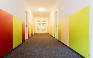 Jugendgästehaus St. Gilgen Gänge - © Christoph Sammer