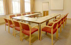 Jugendgästehaus St. Gilgen Seminarraum