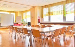 Jugendherberge St. Pölten Seminarraum