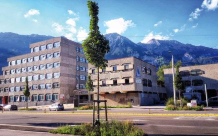 Jugendherberge Innsbruck Reichenauer Straße