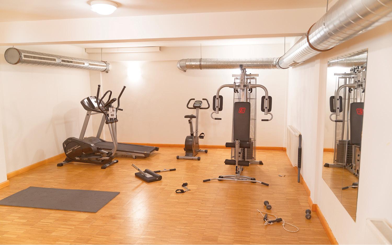 Jugendgästehaus Velden Cap Wörth Fitnessraum - © Christoph Sammer