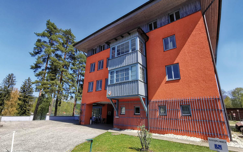 Jugendgästehaus Velden Cap Wörth
