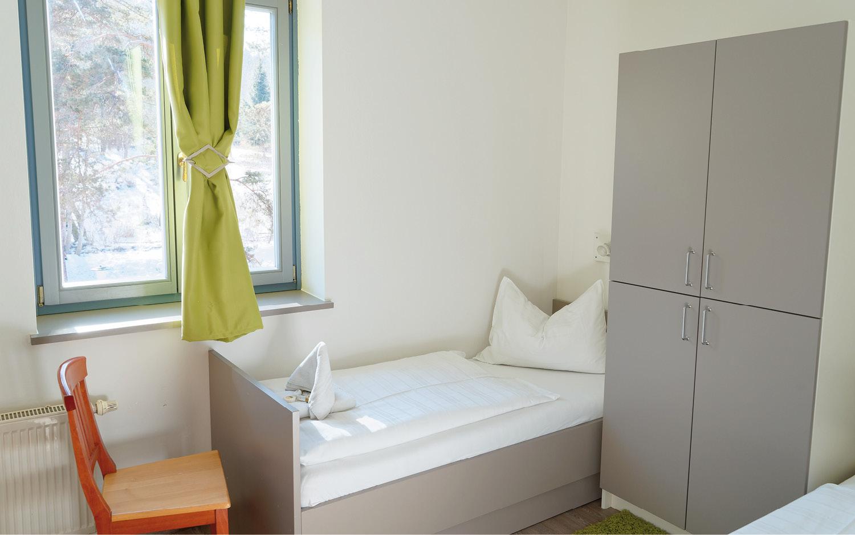 Jugendgästehaus Velden Cap Wörth Komfort 2 Bettzimmer - © Christoph Sammer