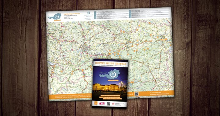 News Jugendherbergsverzeichnis / Hostel Guide Austria