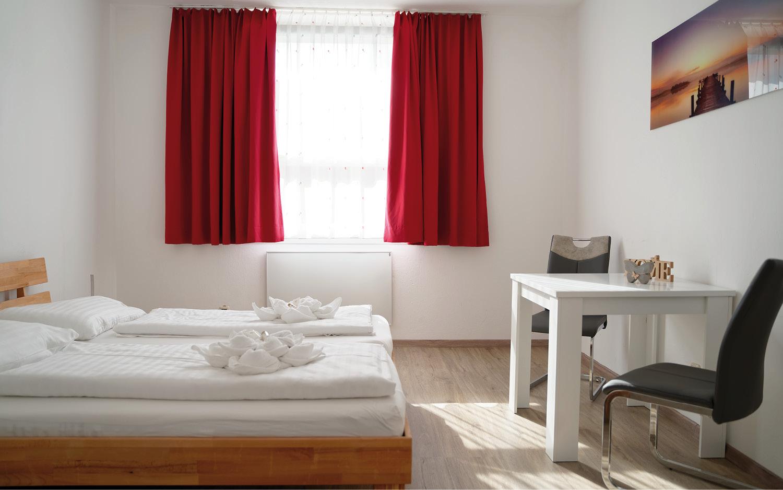 Jugendgästehaus Villach Komfortzimmer - © Christoph Sammer