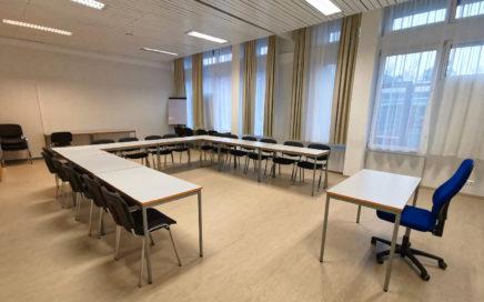 Jugendgästehaus Villach Seminarraum