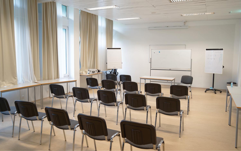 Jugendgästehaus Villach Seminarraum - © Christoph Sammer