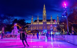 Wien Rathausplatz / Vienna Town Hall - © Christoph Sammer